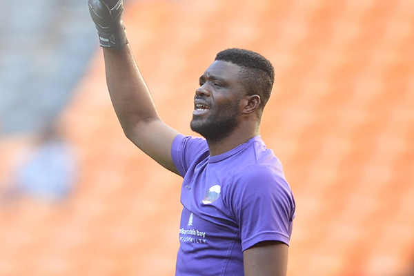 Chippa United Celebrate South African League's Sole Russia 2018 Player Akpeyi