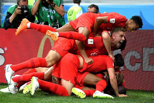 Russia 2018: Kane Hits Brace As England Inflict Fourth African Defeat On Tunisia