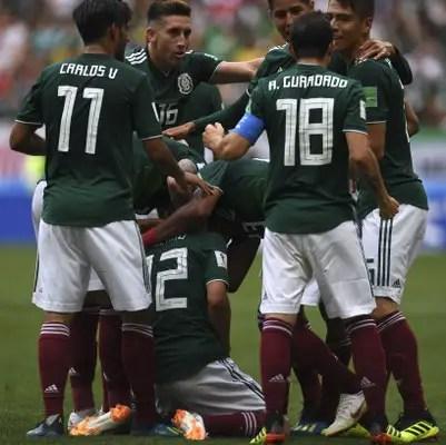 Russia 2018: Slick Mexico Stun Sluggish Champions Germany