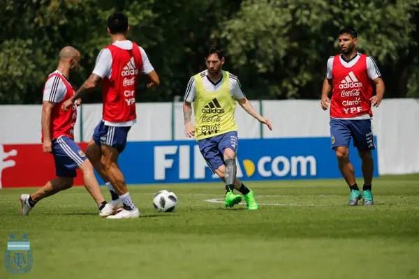 Sampaoli Made Redundant; Messi, Others To Select Argentina Vs Super Eagles
