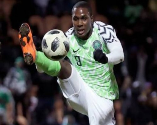 """Ighalo: Why I Struggled Against Croatia; Argentina Game Will be """"War"""""""