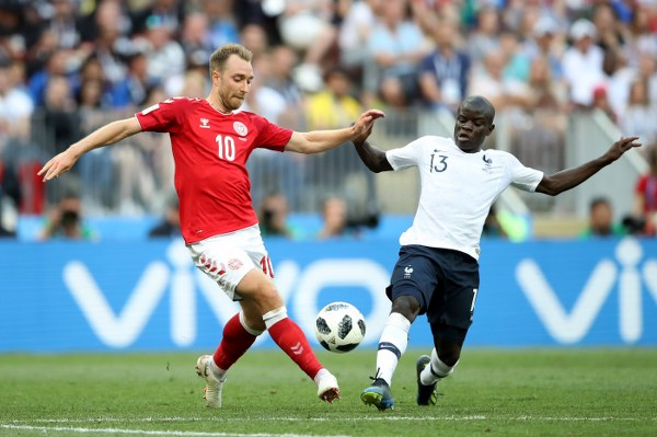 France Secure Top Spot In Group C After First 0-0 Draw, Peru Stun Australia