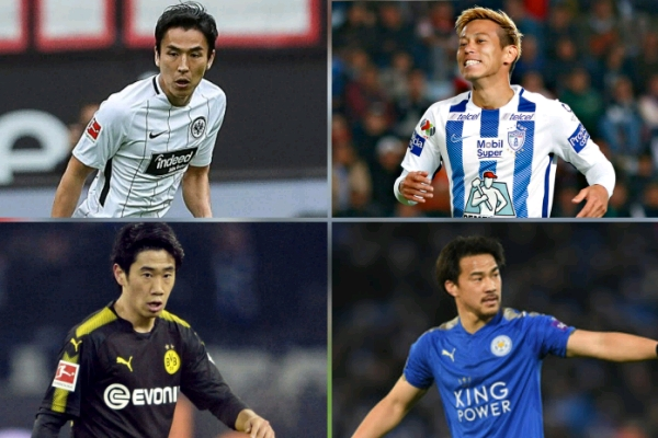 Hasebe, Honda, Kagawa, Okazaki In As Japan Coach Names Final World Cup Squad