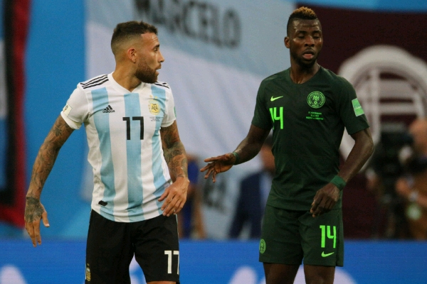 Rohr: Super Eagles Unlucky Vs Argentina; I Shouldn't Have Started Iheanacho