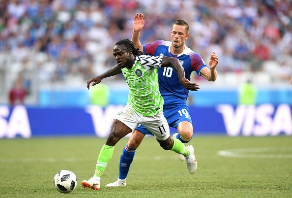 EXCELLENT, KEEP IT UP: How Super Eagles Rated Vs Iceland