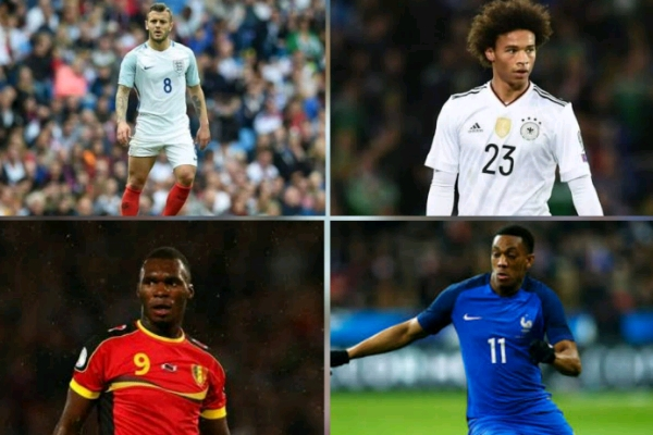 WATCHING FROM HOME: 15 Stars Missing From World Cup Party