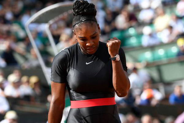 French Open: Serena Disappointed After Injury Enforced Withdrawal