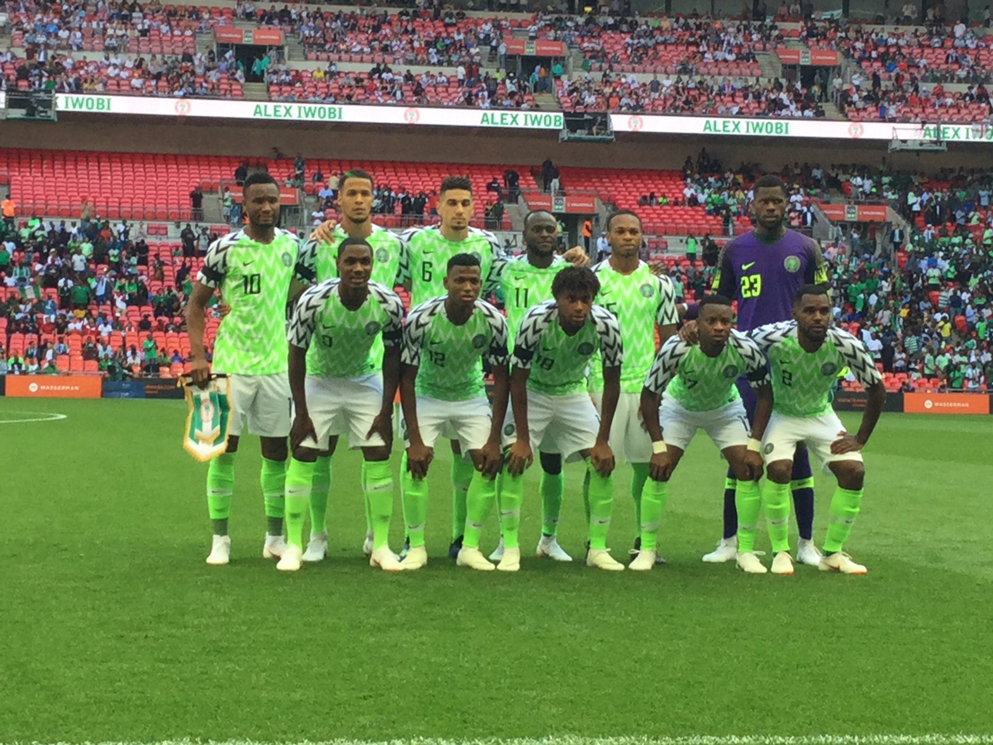 Mikel Agu Charges Super Eagles To Do Nigeria Proud In Russia