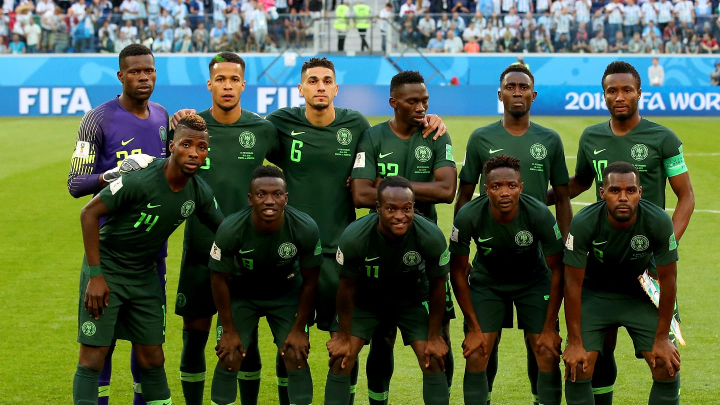 AVERAGE: How Nigerian Players Rated At Russia 2018 World Cup