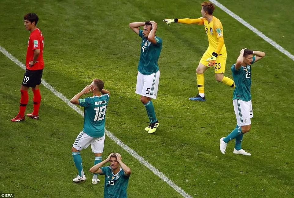 Kahn Mocked Nigeria Before Korea Shocked Germany