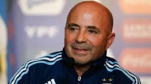Sampaoli Upbeat About Argentina's Chances Against France, Explains Aguero Substitution Vs Nigeria