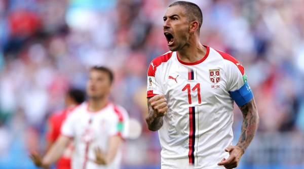 Kolarov: Serbia vs Switzerland Will Be Our Most Difficult Game