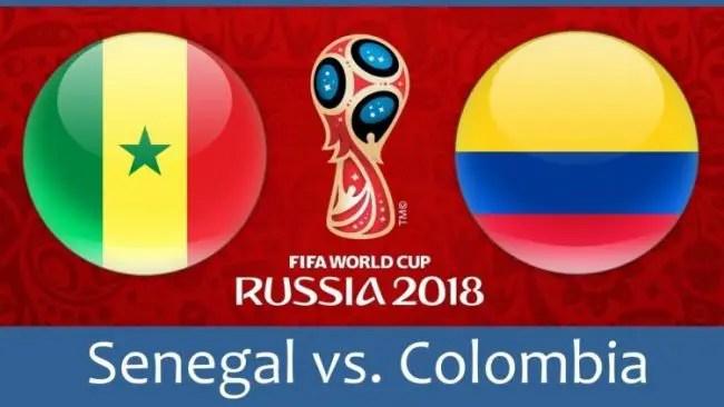 World Cup: Senegal Vs Columbia Betting Tips