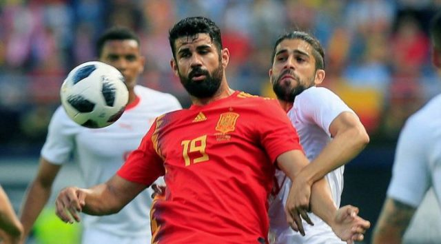 Spain Warm Up For World Cup Title Quest With Friendly Against Tunisia