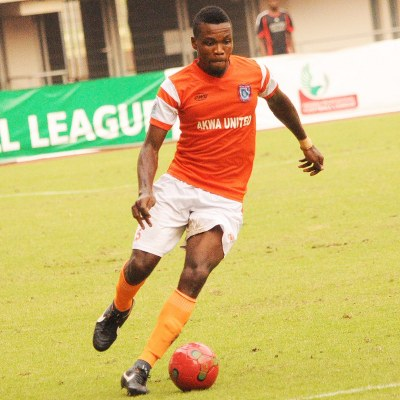 Akwa United Defender, Emmanuel Laments Indefinite Suspension Of NPFL Matches