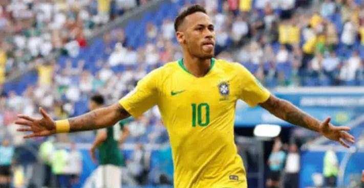 Neymar, Firmino On Target As Brazil  Beat Mexico