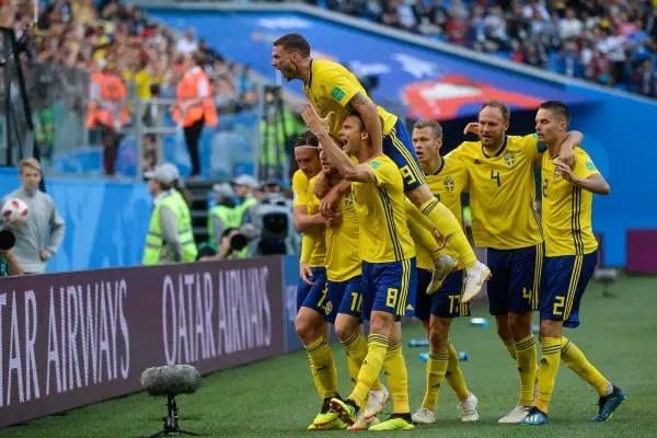 Sweden Overcome Switzerland To Seal Quarter-Final Ticket