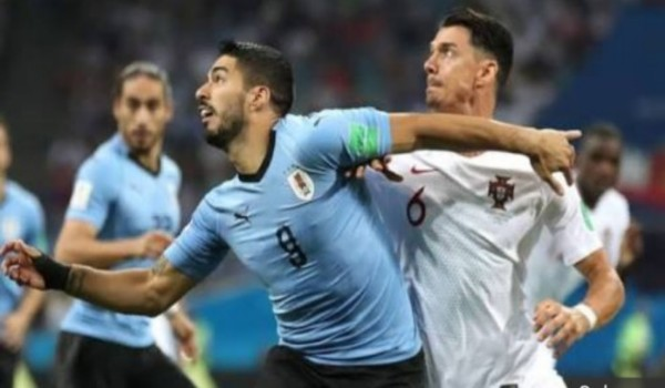 Suarez Doubtful For Uruguay, France Clash