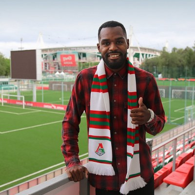 Idowu Joins Lokomotiv Moscow, Excited To Play In UCL