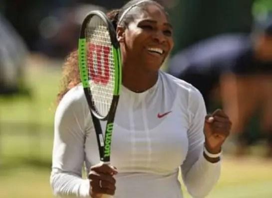 Serena Williams To Face Kerber In Wimbledon Final Saturday