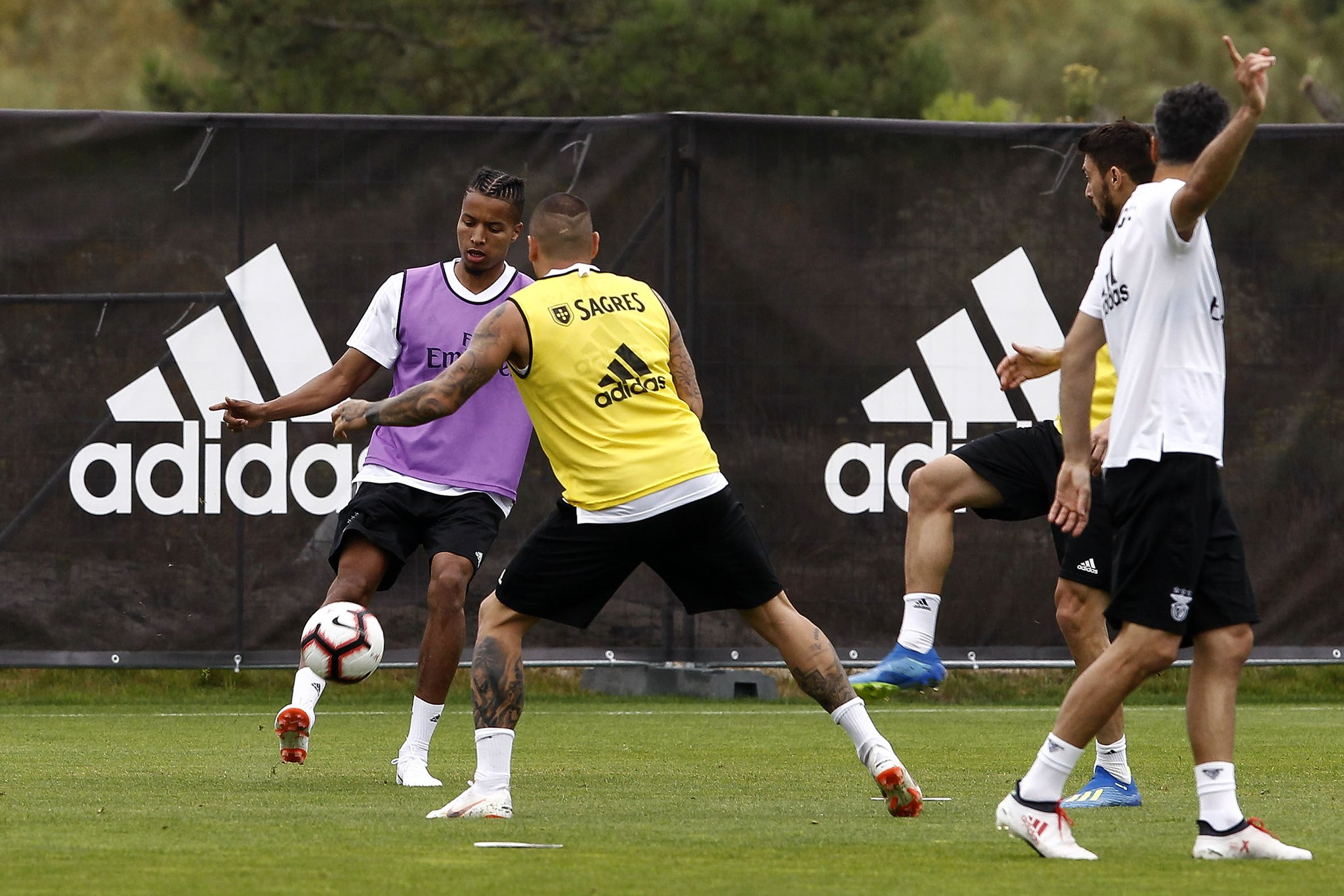Ebuehi Joins Benfica Pre-season Training After World Cup Break
