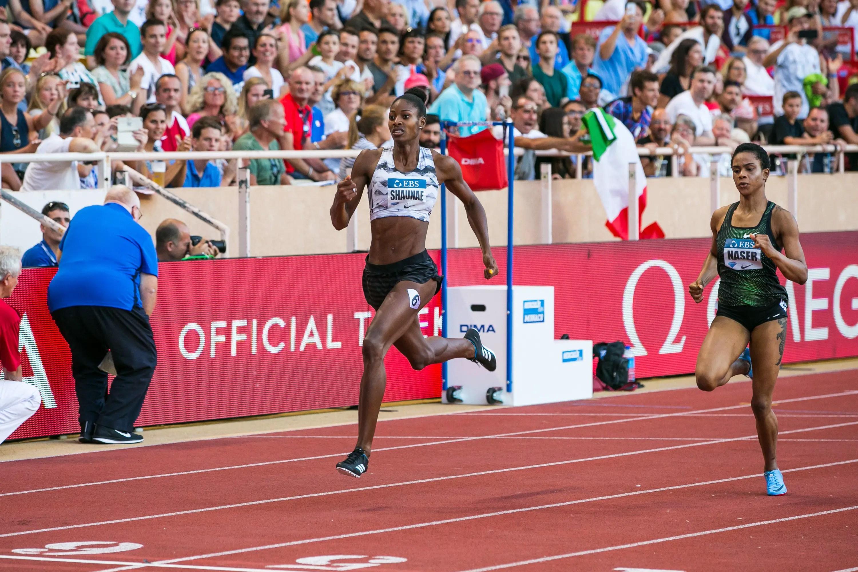 IAAF Diamond League: Nigerian-Born Bahrainian Naser Becomes Africa's Fastest Ever Woman In 400m
