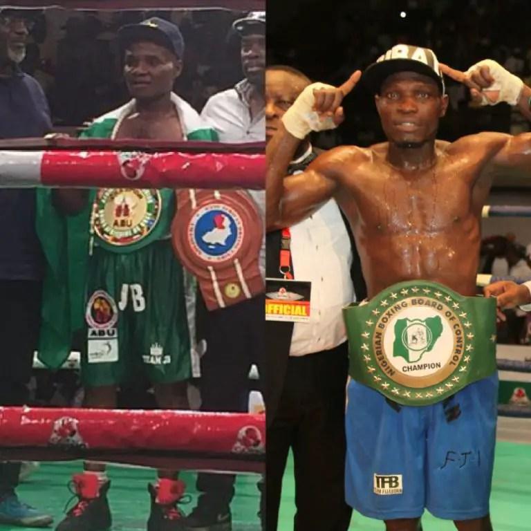 Oto, Fijabi Target World Title Shots After Stellar Displays At GOtv Boxing Night