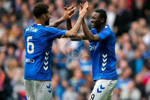 Sadiq Subbed On For Rangers Debut In Pre-season Friendly Win Vs Wigan