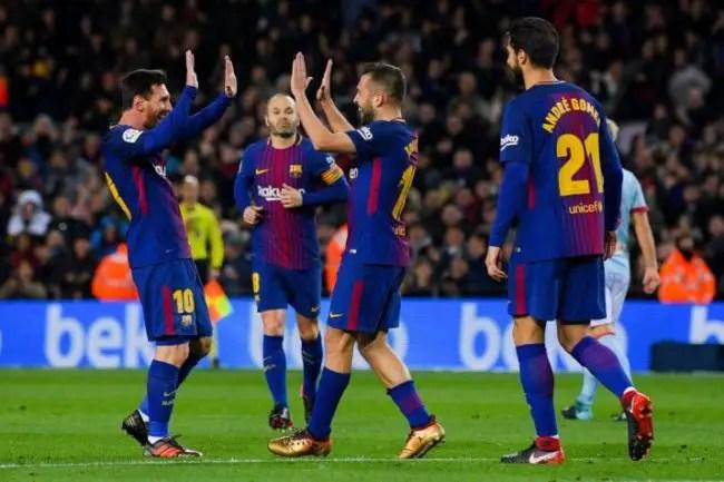 Spanish Super Cup: Barcelona Look To Start Season On Right Foot Against Sevilla