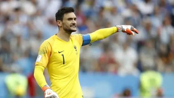France Captain, Lloris: We're Not 2018 World Cup Title Favourites
