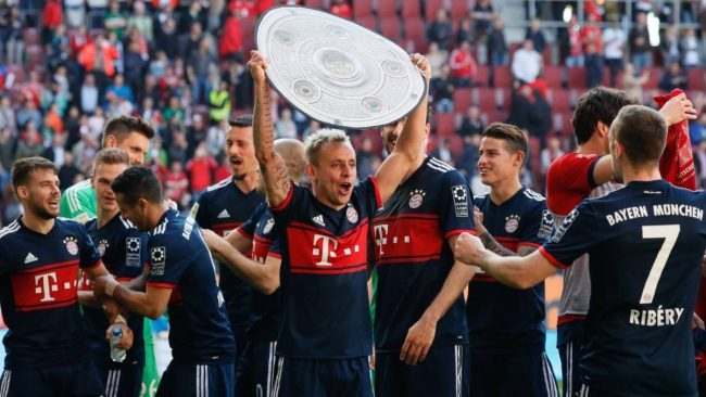 A Look Ahead To The Bundesliga: Bayern Trying To Make It Seven In A Row