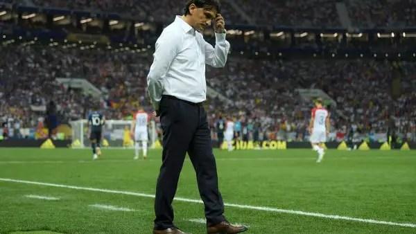 Dalic: Mistakes Cost Croatia World Cup Title
