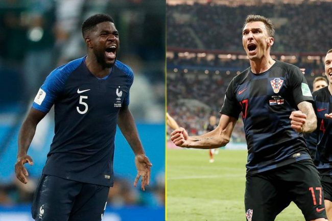 World Cup 2018: France And Croatia Meet In Final