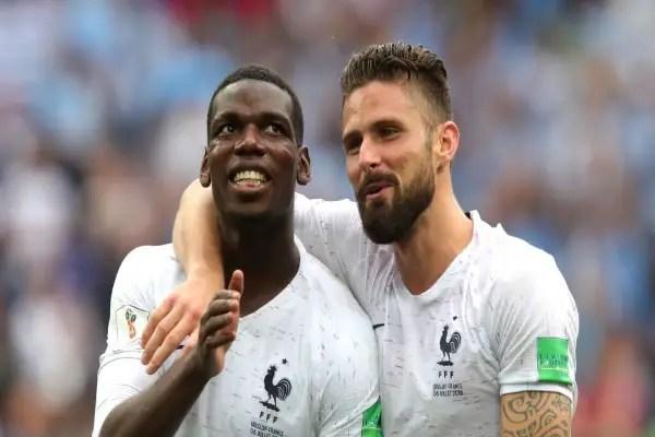 Pogba: France Won't Underrate 'World Class' Croatia