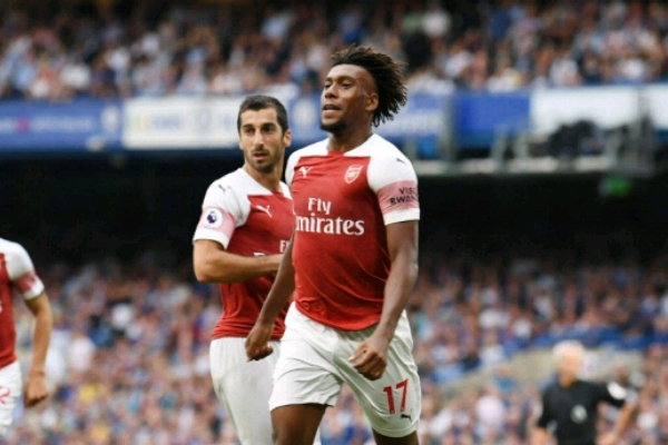 Iwobi Reveals How 'Exciting' Emery Differs From Wenger