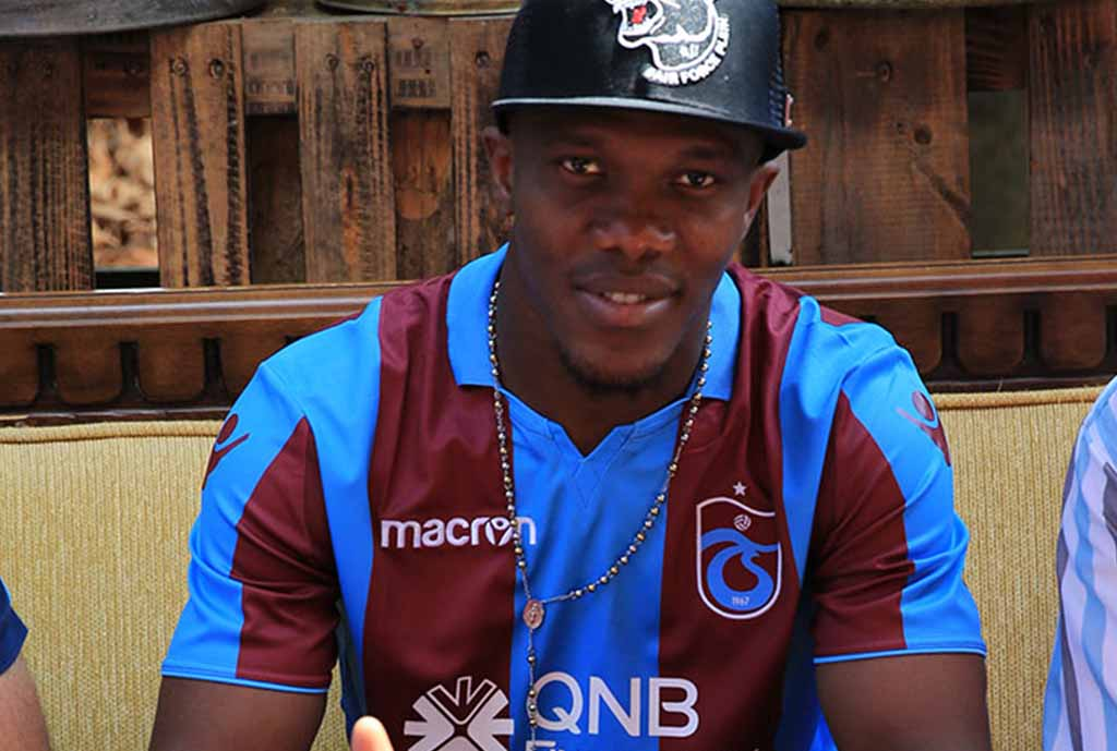 Nwakaeme Joins Trabzonspor On Two-Year Deal From Hapoel Be'er Sheva