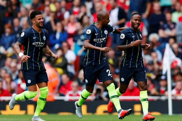 Iwobi Benched As Arsenal Bow To Man City At The Emirates