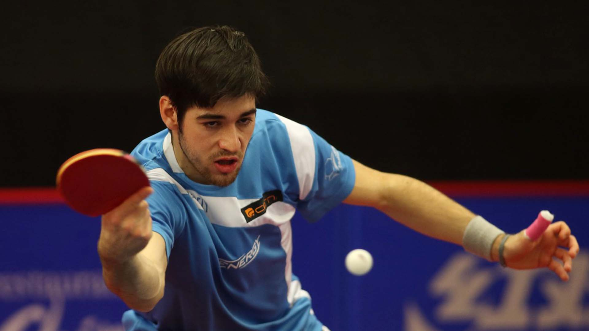 ITTF Nigeria Open: Frenchman Brossier Eager To Contend For Title