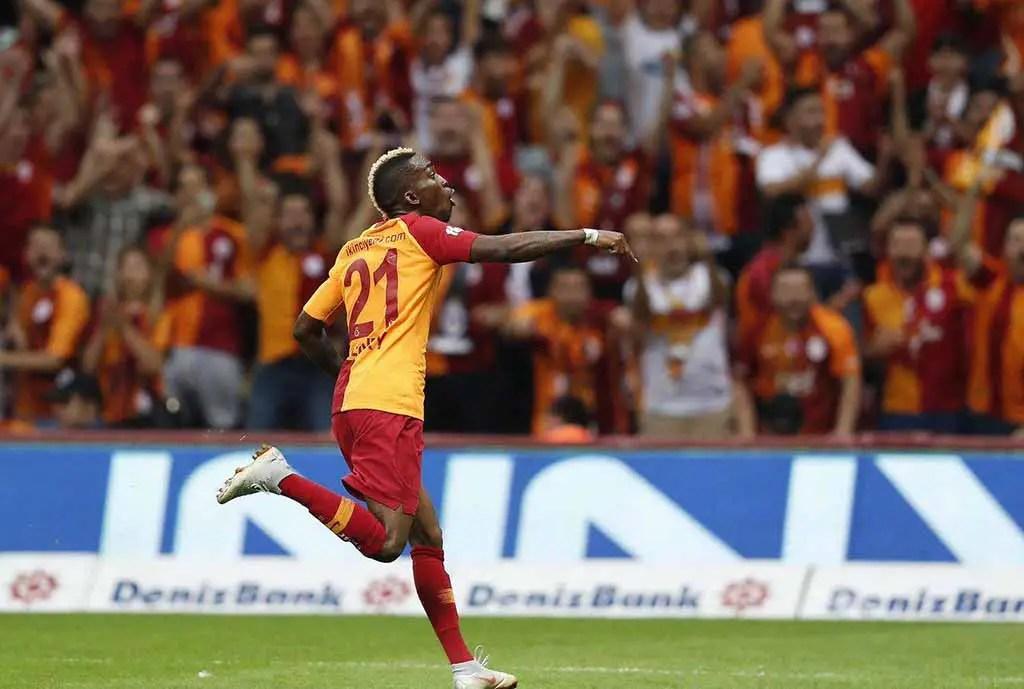Roundup: Onyekuru Nets Galatasaray Winner; Balogun, Troost-Ekong, Kalu Make Debuts