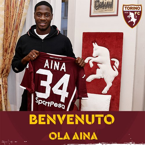Aina Happy To join Torino, Eager To Impress  In Serie A