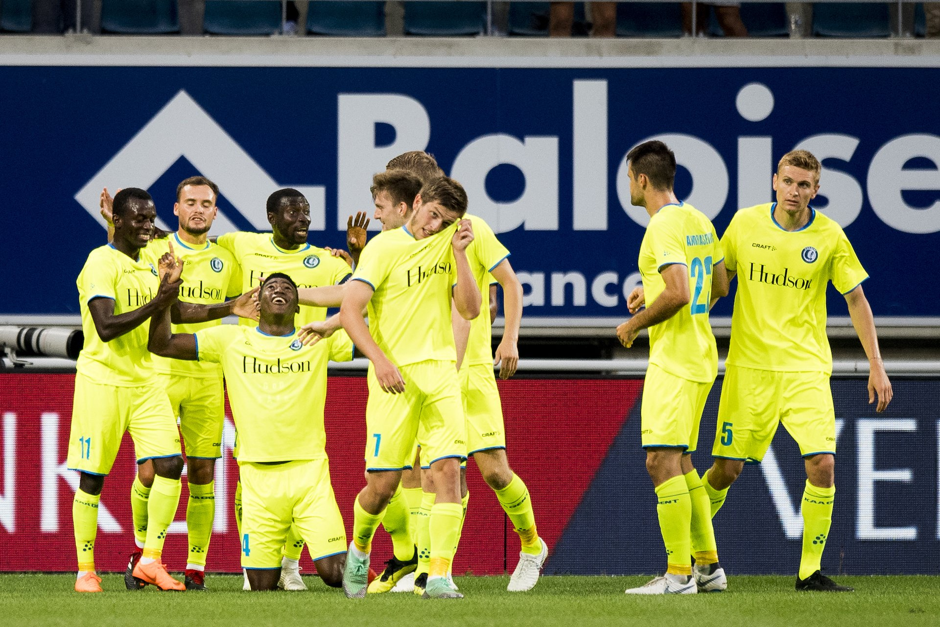 Europa Qualifiers: Awoniyi On Target As Gent Advance, Chrisantus Scores But HJK Ousted
