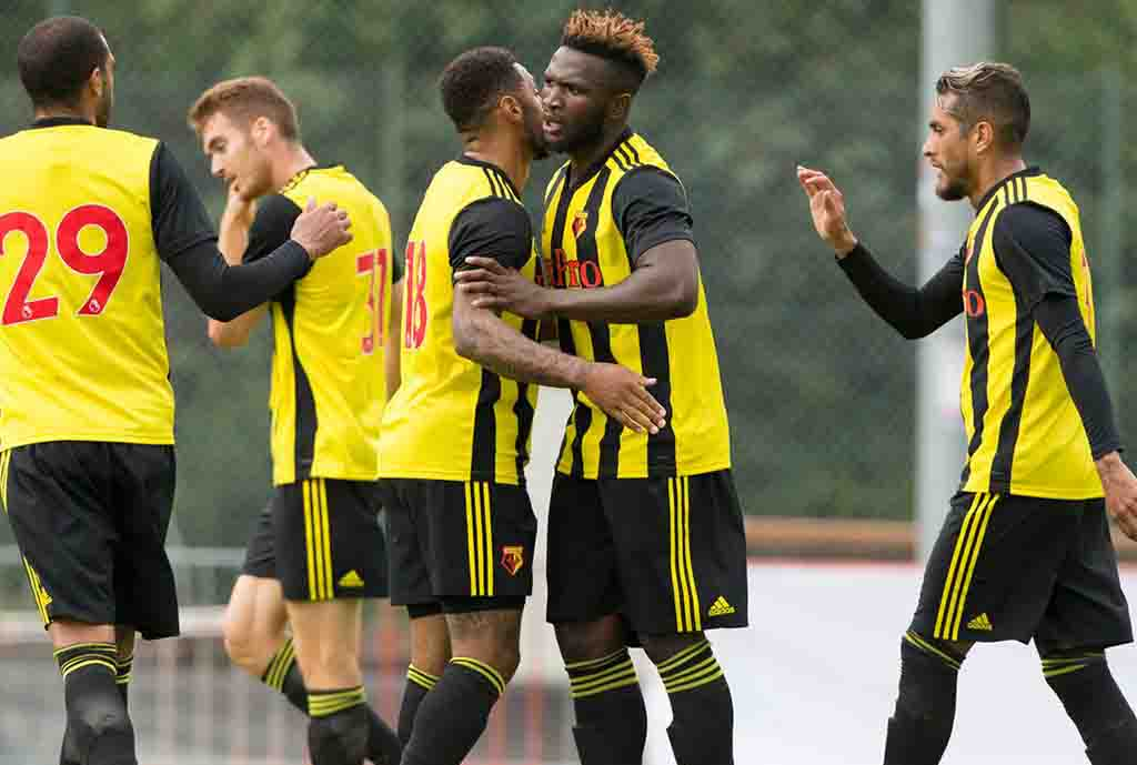 Carabao Cup: Success On Target As Watford Win At Reading; Ajayi Crashes Out With Rotherham United