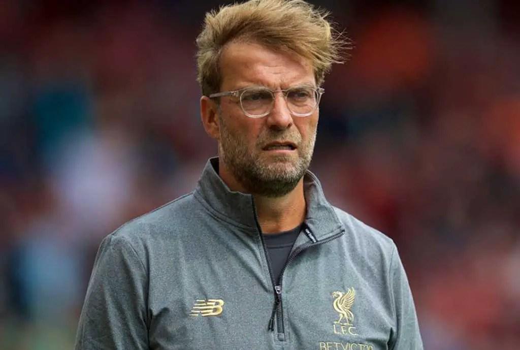 Klopp Plays Down Liverpool's Premier League Title Chances