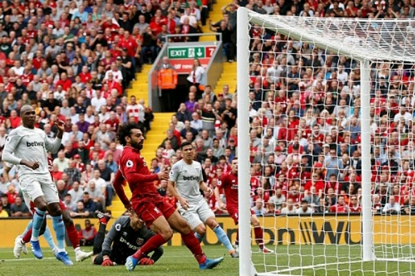Mane's Brace, Salah And Sturridge's Strikes  For Liverpool Crush West Ham At Anfield