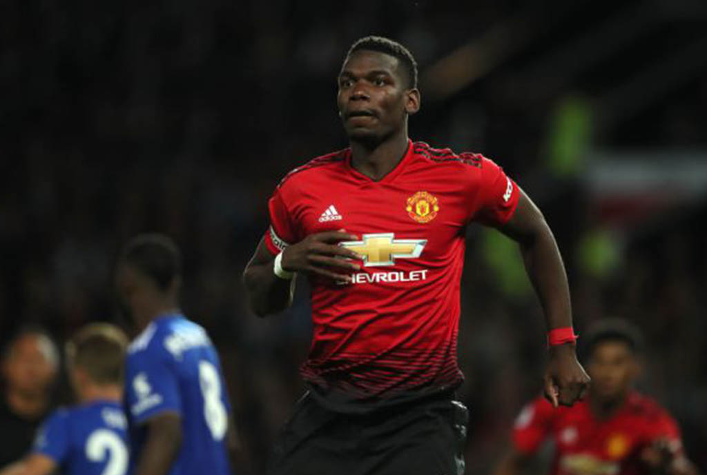Pogba Owns Up After United Defeat