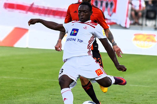 Europa League Qualifying: Azango On Target In AS Trencin Win, Advance; James, Chima Feature In Molde's Progress