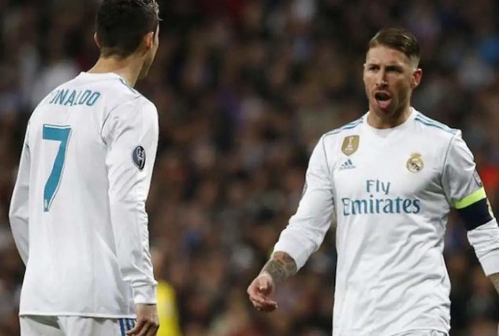 Ramos: Ronaldo Departure Won't Stop Real Madrid From Winning Trophies