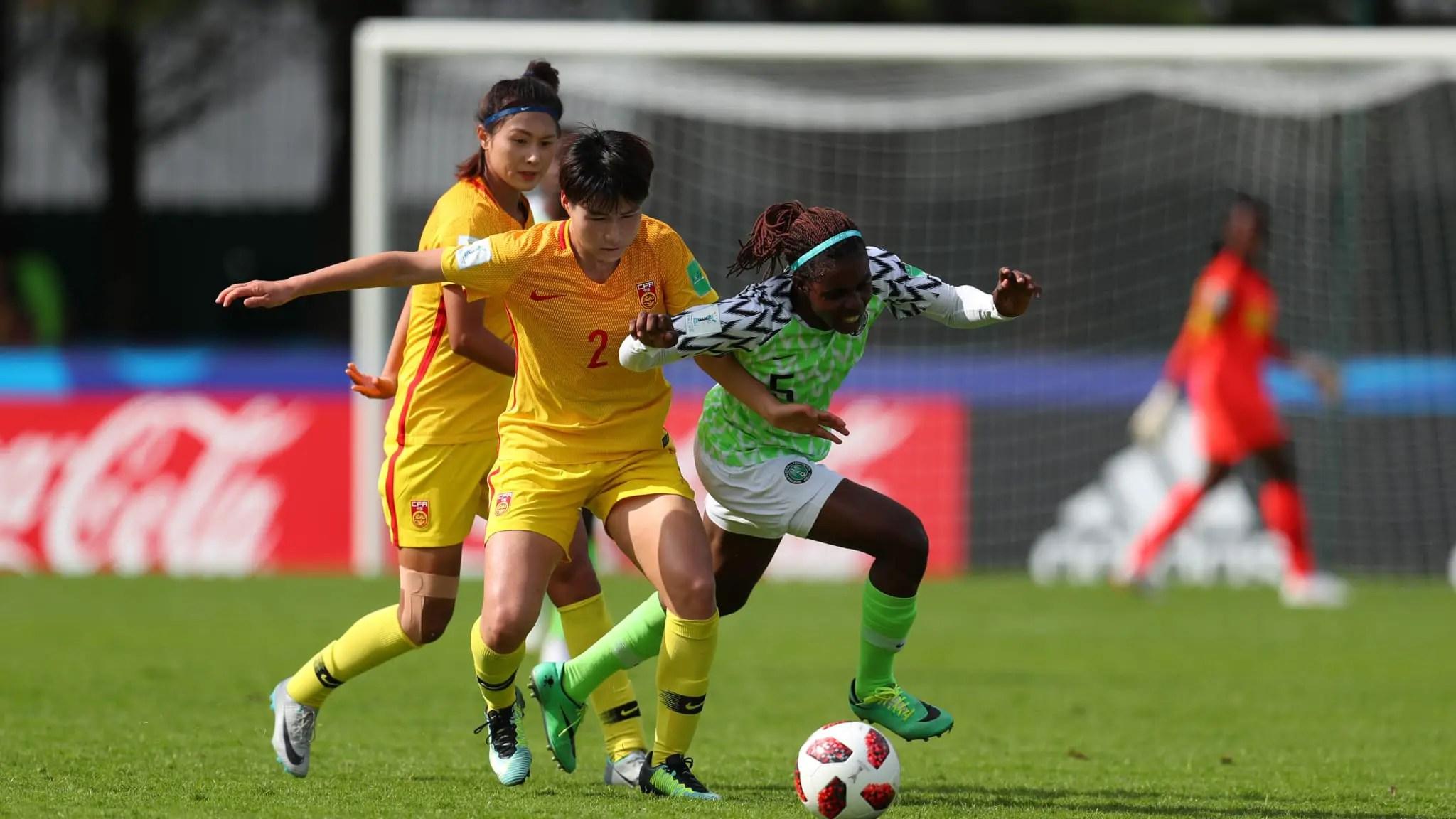 FIFA U20WWC: Ajibade 'Happy' Falconets Through To W/Cup Quarter-Finals