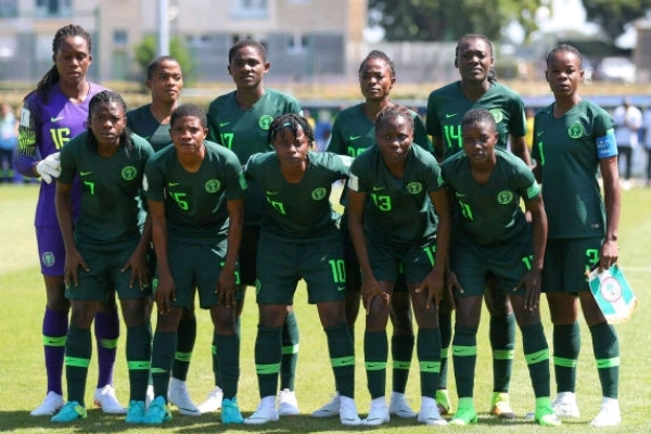 Falconets Report To French Embassy Monday To Confirm Return From World Cup