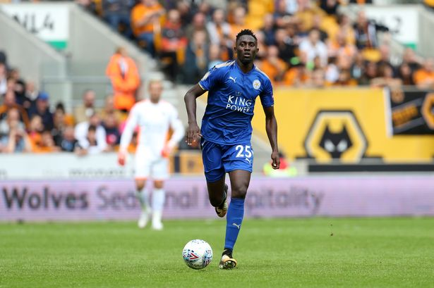 Ndidi Signs New Six-Year Contract With Leicester